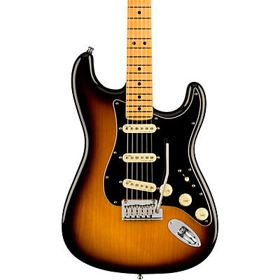 Fender American Ultra Luxe Stratocaster Maple Fingerboard Electric Guitar