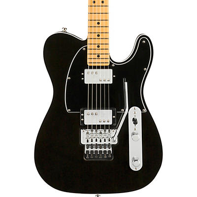 Fender American Ultra Luxe Telecaster HH Floyd Rose Maple Fingerboard Electric Guitar