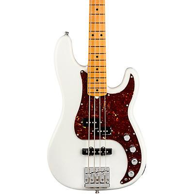 Fender American Ultra Precision Bass Maple Fingerboard