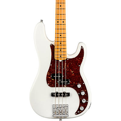 Fender American Ultra Precision Bass Maple Fingerboard