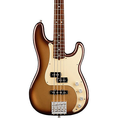 Fender American Ultra Precision Bass Rosewood Fingerboard