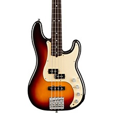 American Ultra Precision Bass Rosewood Fingerboard Ultraburst