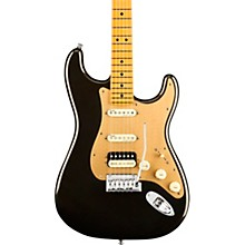 American Ultra Stratocaster HSS Maple Fingerboard Electric Guitar Texas Tea