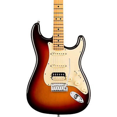 Fender American Ultra Stratocaster HSS Maple Fingerboard Electric Guitar