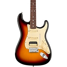 American Ultra Stratocaster HSS Rosewood Fingerboard Electric Guitar Ultraburst