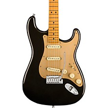 American Ultra Stratocaster Maple Fingerboard Electric Guitar Texas Tea