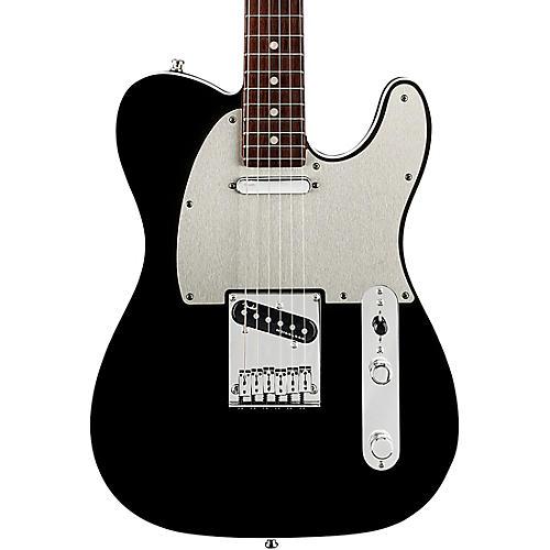 Fender American Ultra Telecaster Rosewood Fingerboard Electric Guitar Texas Tea