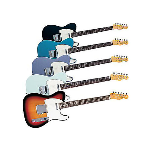 Fender American Vintage Series '62 Telecaster Custom Electric Guitar