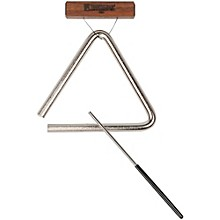 Treeworks American-made 6-in. Studio Recording Triangle with Beater/Striker and Holder