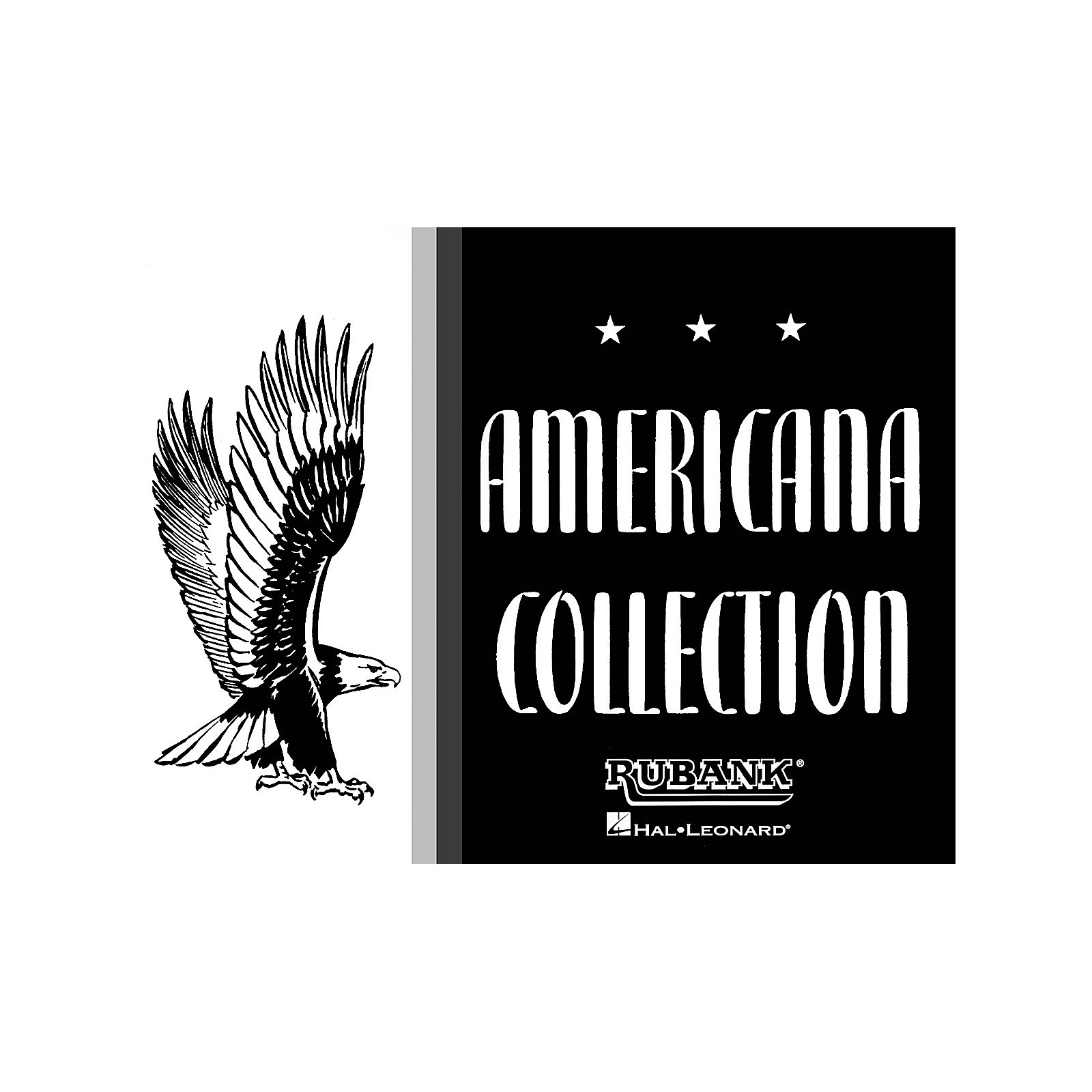 Rubank Publications Americana Collection for Band (2nd Bb Clarinet) Concert Band Composed by Various