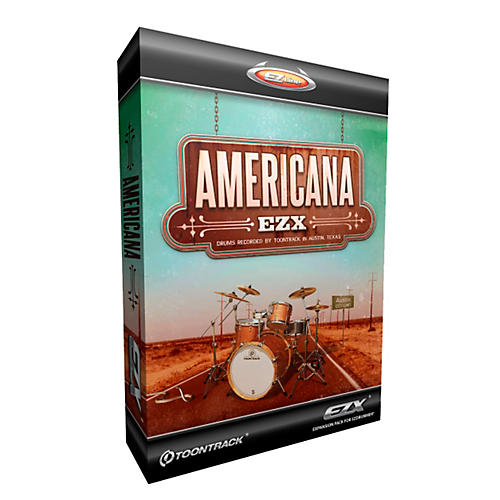 Toontrack Americana EZX Software Download