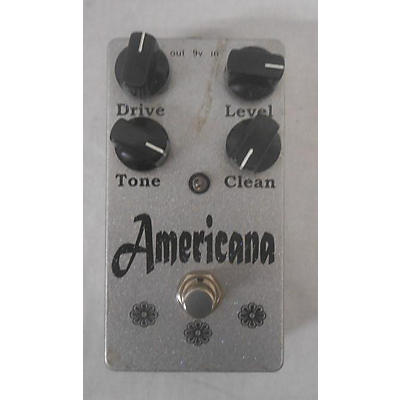 DMB Americana Overdrive Effect Pedal