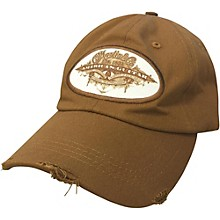Martin America's Hat with Distressed Bill
