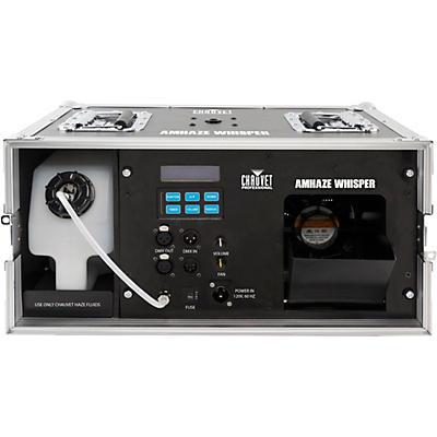 CHAUVET Professional Amhaze Whisper Professional DMX Haze Machine with Road Case