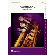 De Haske Music Ammerland (Score Only) Concert Band Level 3