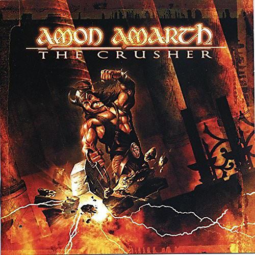 Alliance Amon Amarth - The Crusher