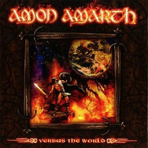 Alliance Amon Amarth - Versus The World