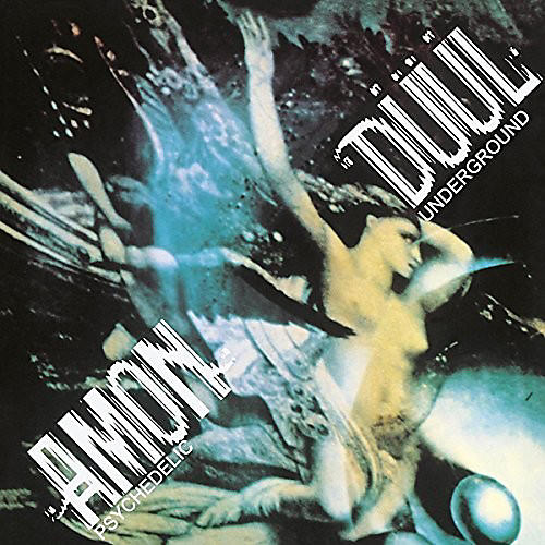 Alliance Amon Duul - Psychedelic Underground