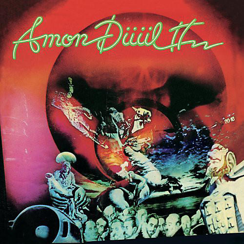 Alliance Amon Duul II - Dance of the Lemmings