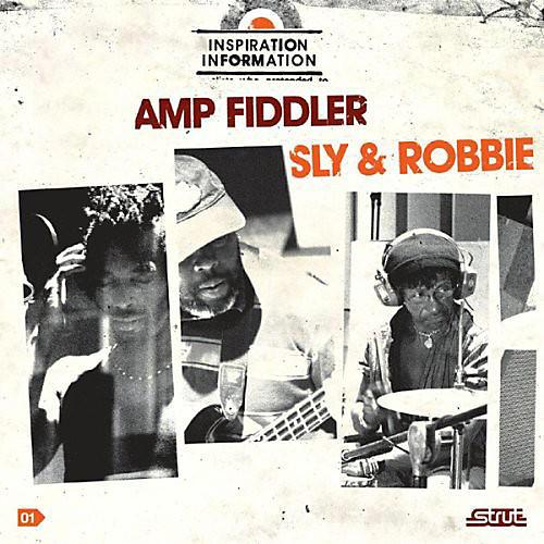 Alliance Amp Fiddler - Inspiration Information, Vol. 1