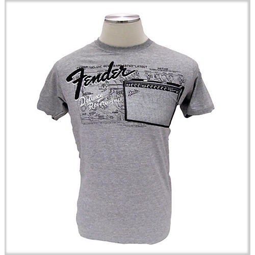 Fender Amp Layout T-Shirt
