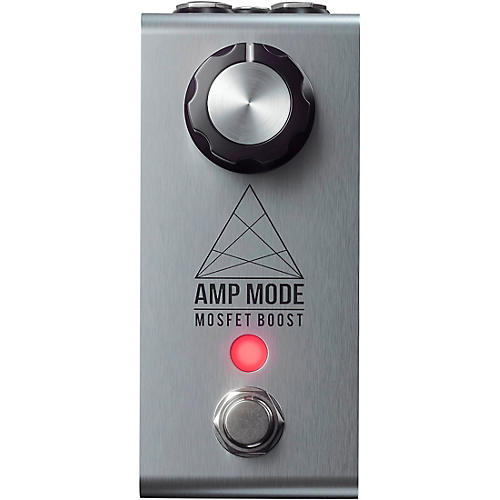 Jackson Audio Amp Mode Boost Effects Pedal Silver