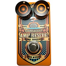 Lounsberry Pedals Amp Rescue Overdrive Effects Pedal