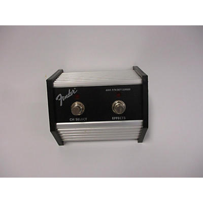 Fender Amp Switch 2 Channel Pedal