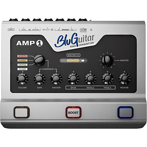 BluGuitar Amp1 100W Guitar Amp Head