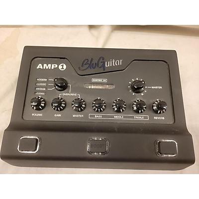 BluGuitar Amp1 Iridium Guitar Preamp