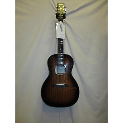 Alvarez Amp660eshb Parlor Acoustic Electric Guitar