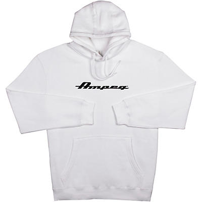 Ampeg Ampeg Classic Hoody-White