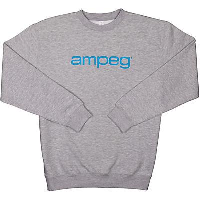 Ampeg Ampeg Lane Crew Neck Pullover-Grey