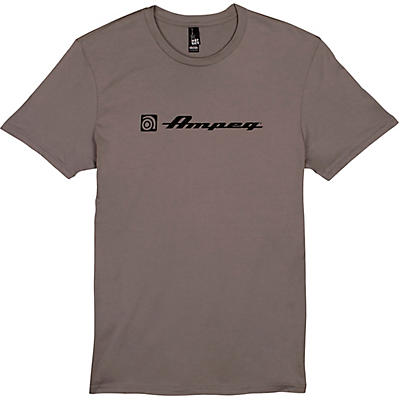 Ampeg Ampeg Script & Clamshell Tee - Grey