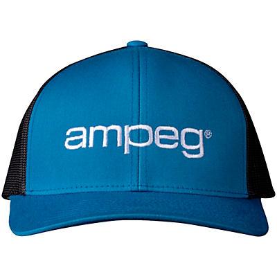 Ampeg Ampeg Snap Back Hat - Blue & Black