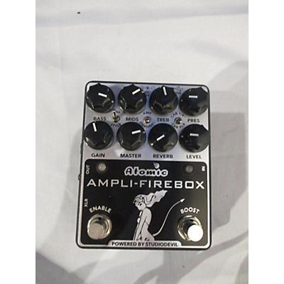 Atomic Ampli-firebox Effect Processor