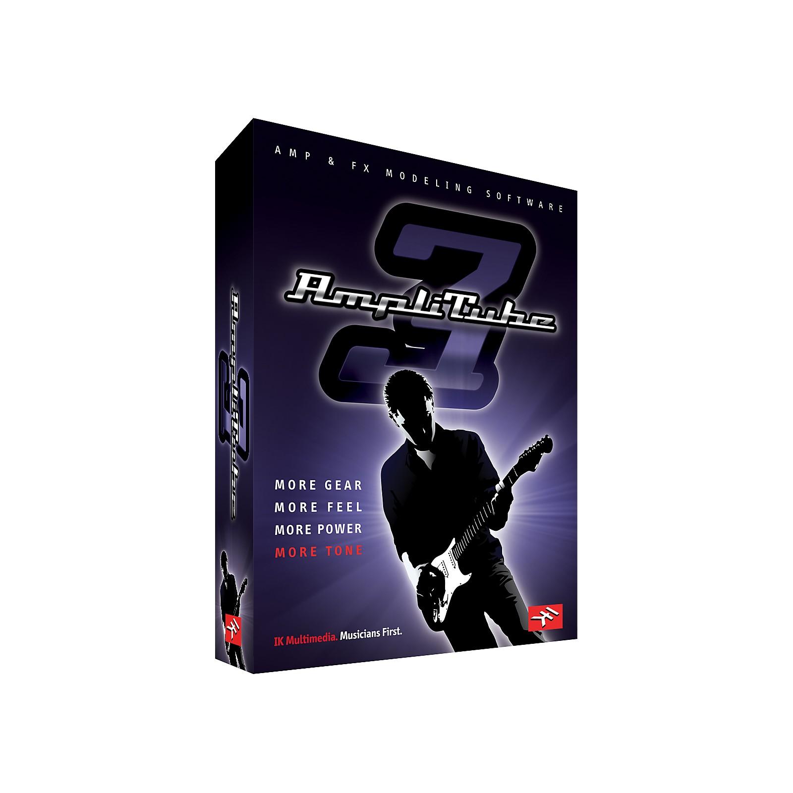 IK Multimedia AmpliTube 3 Amp & FX Tone Modeling Software
