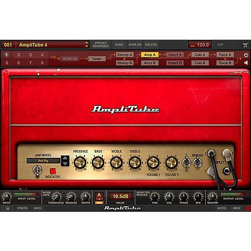 IK Multimedia AmpliTube 4 Slash Power DUO Bundle