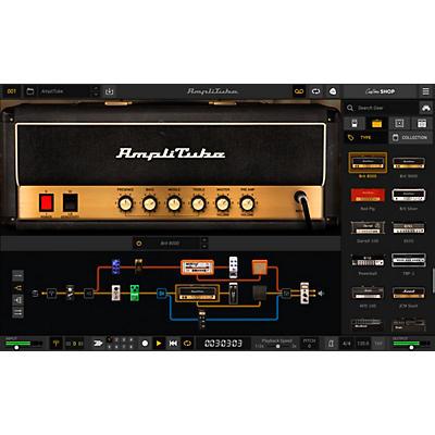 IK Multimedia AmpliTube 5 (Download)