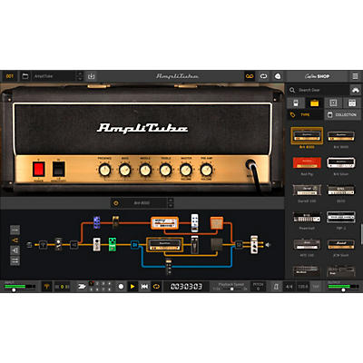 IK Multimedia AmpliTube 5 MAX (upgrade) (Download)