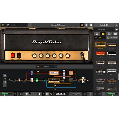 IK Multimedia AmpliTube 5 SE (Download)