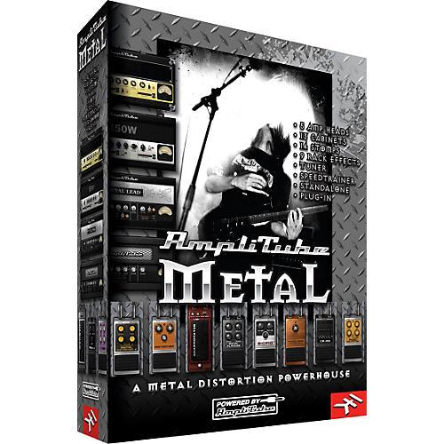 IK Multimedia AmpliTube Metal Studio
