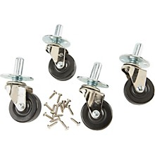 Open Box Fender Amplifier Casters with Hardware Set of 4