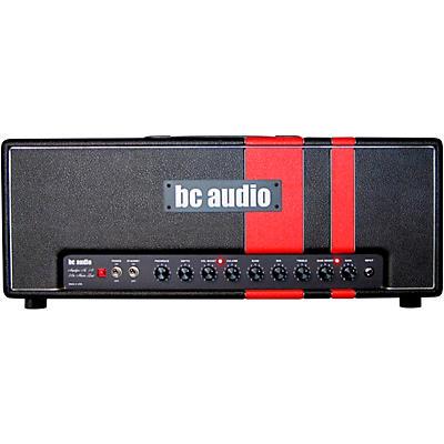 BC Audio Amplifier No. 10-Mk.II 50W Tube Guitar Amp Head