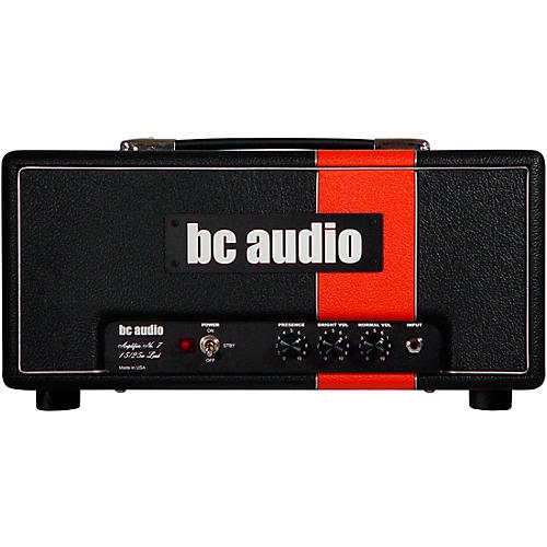 BC Audio Amplifier No. 7 15W Tube Guitar Combo Amp