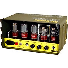 BC Audio Amplifier No. 8 25W Tube Guitar Amp Head - Ammo Can