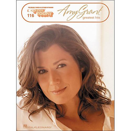 Hal Leonard Amy Grant Greatest Hits E-Z Play 116