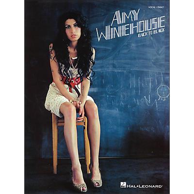 Hal Leonard Amy Winehouse - Back To Black (Vocal / Piano)