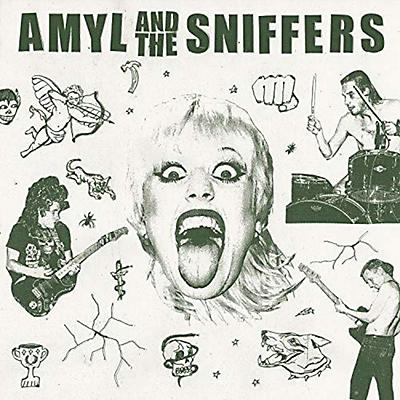 Amyl & the Sniffers - Amyl And The Sniffers