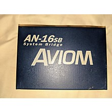Aviom An-16sb Line Mixer